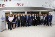 Cursanții de la prima ediție a proiectului educațional Football Management Scheme au primit diplomele