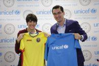 FRF și UNICEF în România își unesc forțele pentru copii