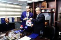 Parteneriat între Federația Română de Fotbal și Federația de Fotbal din Iran