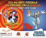 Tom si Jerry, Tweety, Sylvester, Bugs Bunny si prietenii sai vin pentru prima data in Romania, la ParkLake