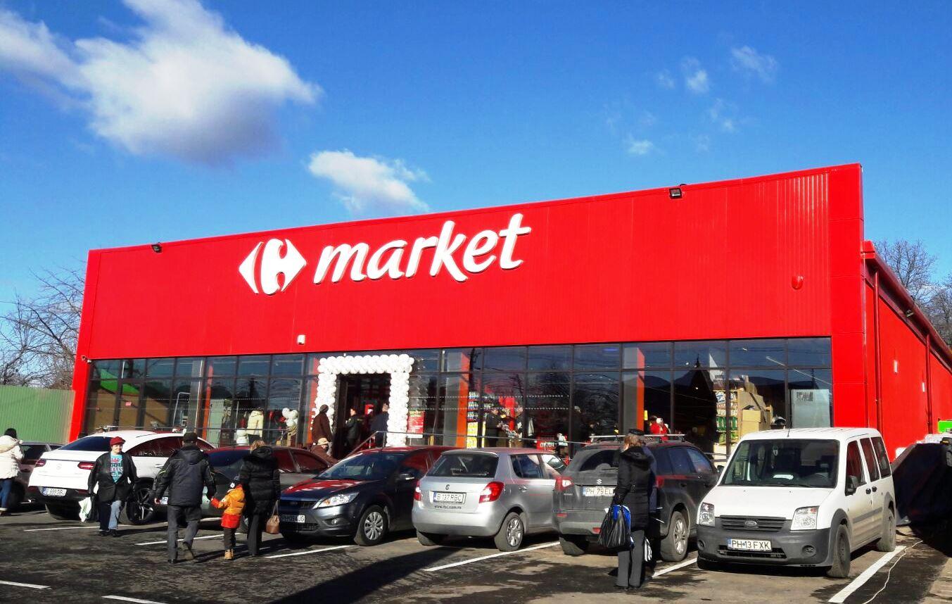 Grupul Carrefour deschide primul supermarket din Băicoi, judeţul Prahova, Market Băicoi