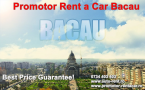 Noi facilitati pentru cei care apeleaza la servicii de inchirieri auto in Bacau - Promotor Rent a Car