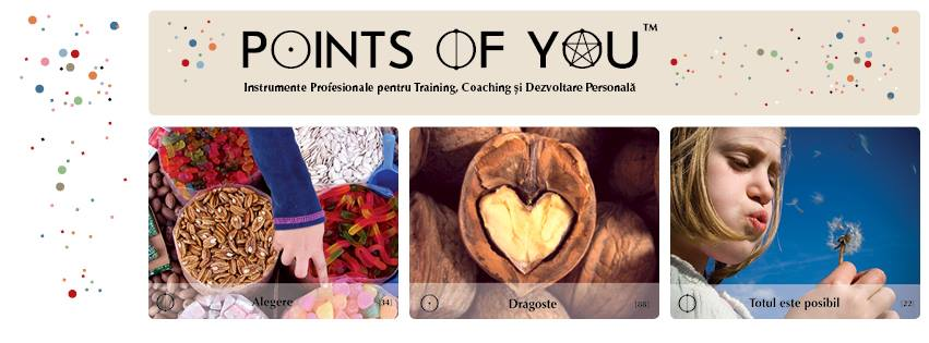 Certificare Points of You™ Train The Trainer, 21 ianuarie 2017