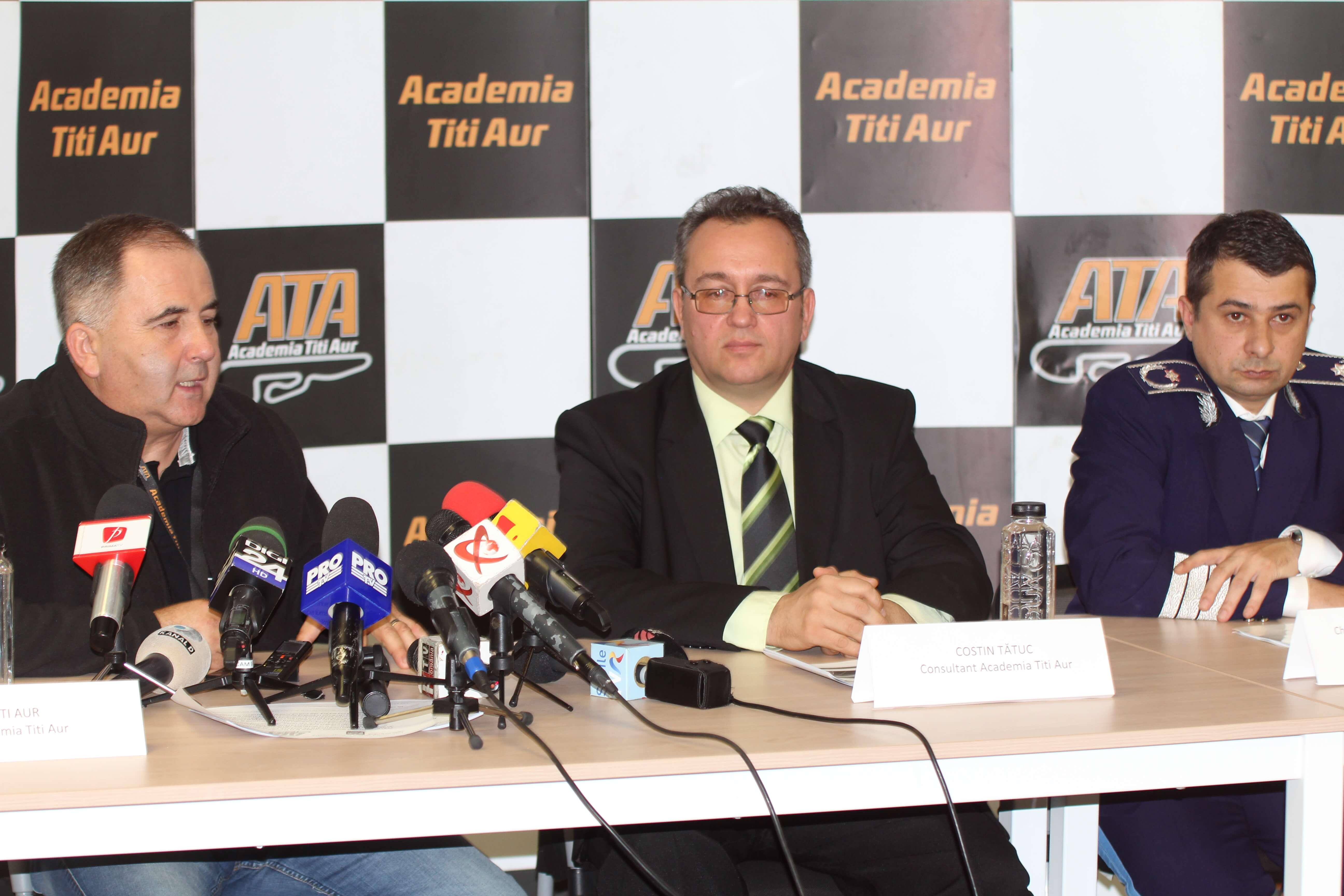 Academia Titi Aur lanseaza Campania sociala