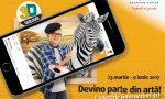 """""""Devino parte din arta!"""" Vino in Sun Plaza  la prima expozitie interactiva de tablouri 3D din Romania."""