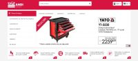 Anditools lanseaza un nou site, oferind livrare gratuita la comenzi mai mari de 349 RON