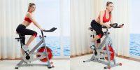 Ce grupe de muschi lucrezi la o bicicleta magnetica?