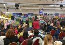 """La cea de-a 30-a ediție a Concursului de Desene, Carrefour România a invitat peste 310.000 de copii din peste 680 de scoli din 19 oraşe ale tarii să coloreze îndrăgitele personaje """"Trolii"""""""