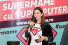 """Andreea Bănică devine """"Super mamă cu super puteri"""""""