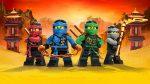 Dragi copii, LEGO Ninjago vine cu o noua colectie de jucarii!