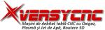Lansare website VersyCNC