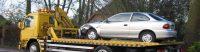 Tractari auto in Bucuresti, remorcare non stop