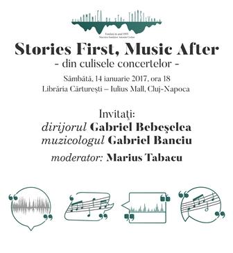 Filarmonica Transilvania - Stories First, Music After
