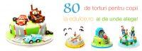 Edulce.ro aduce cele mai proaspete și colorate torturi ale primăverii