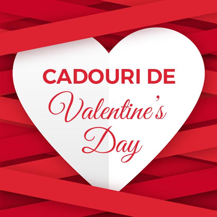 StarGift este pregătit pentru Valentine's Day cu zeci de cadouri personalizate