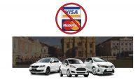 Inchirieri auto fara garantie pe cardul de credit - West Rent a Car Timisoara