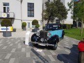 """Un Rolls-Royce Phantom III aparținând Țiriac Collection a obținut premiul cel mare la concursul """"Belgrade 24 Hours of Elegance"""""""