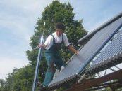 Panourile solare heat pipe-perfecte pentru tine!