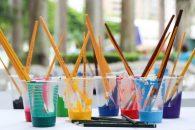 De la gând la culoare – Atelier de pictură și creativitate