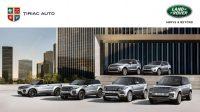 Comunicat de presă Țiriac Auto : Land Rover Above and Beyond Tour