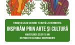 Inspirăm prin arte și cultură - Fundaţia Calea Victoriei sărbătorește 10 ani de proiecte culturale independente