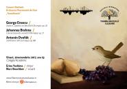 Concert simfonic - Erina Yashima şi Marc Bouchkov la Toamna Muzicală Clujeană