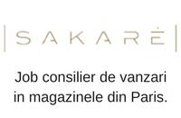 Vrei un job in industria cosmetica de lux? Sakare recruteaza!