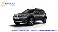 Promotor Rent a Car Bucuresti va ofera Dacia Duster, un SUV pe care il poti inchiria cu incredere