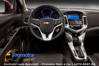 De ce sa inchiriezi un Chevrolet Cruze de la Promotor Rent a Car, pentru urmatoarea ta vacanta?