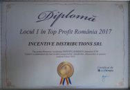 SCENTAIR – specialistii Aroma Marketing, locul I in Top Profit Romania