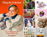 Târgul de Crăciun de la Fundația Calea Victoriei - Cadouri și delicatese culturale