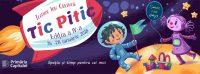 TIC PITIC - Zilele Small size, un mini-maraton teatral pentru bebeluși și preșcolari