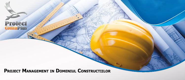 Curs Managementul Proiectelor in domeniul constructiilor