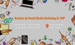 Seminar de social media marketing la 180 de grade