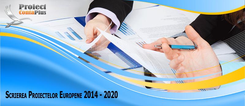Curs Scrierea Proiectelor Europene 2014-2020