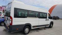 Pe Firma de transport microbuz te poti baza, deoarece este cel mai bun partener pe care l-ai putea avea din domeniu !