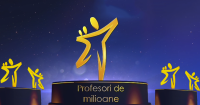 25 ani de Junior Achievement in Romania cu Profesori de miloane