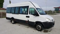 Optati pentru transport microbuz de elita de la Lukadi Transport