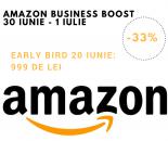 Prinde oferta verii la cursul de vânzări pe Amazon