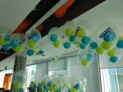 Baloanele personalizate -  o investitie foarte mica cu un impact publicitar mare
