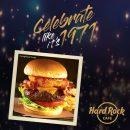 De ziua Hard Rock Cafe, Original Legendary Burger va costa doar 2,8 lei, echivalentul a 71 de centi, ca in 1971