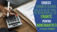 Invata limba contabilului tau | Finante pentru Non-finantisti |21-22 iulie 2018 | CODECS