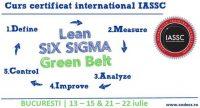 Cursuri si certificari Lean Six Sigma