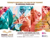 Trăiește simfonia culorilor de toamnă în Grădina ParkLake! Concert al Orchestrei de Cameră Radio
