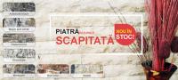 VINCA – Noi modele de Piatra Naturala Scapitata in Stoc