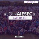 AIESEC Bucuresti recrutează