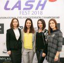 Campionatul International de Extensii Gene a reunit tehnicieni din toata lumea
