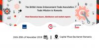 Companii britanice prezente la eveniment de referință pentru industria DIY