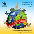 """Ziua Mondială a Animalelor la Muzeul Național de Istorie Naturală """"Grigore Antipa"""""""