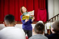 Bonduelle a lansat un audiobook dedicat copiilor cu deficiențe de vedere